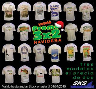 Remeras Skinsouth